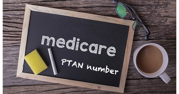What Is a PTAN Number?