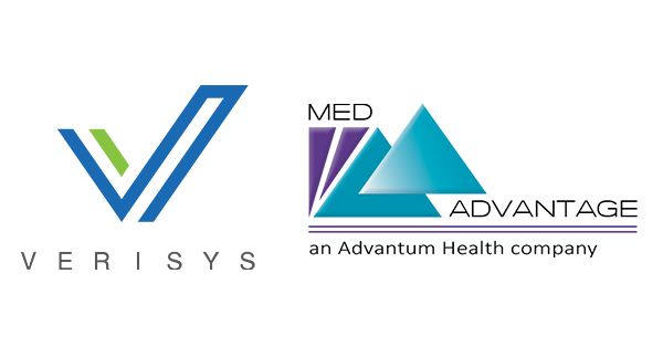 Verisys and Med Advantage logos